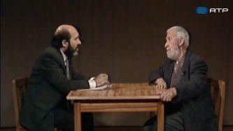 Agostinho da Silva entrevistado por Adelino Gomes