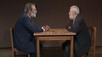 Agostinho da Silva entrevistado por Joaquim Letria