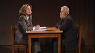 Agostinho da Silva entrevistado por Maria Elisa