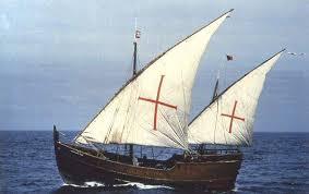 Bartolomeu Dias dobra o Cabo da Boa Esperança