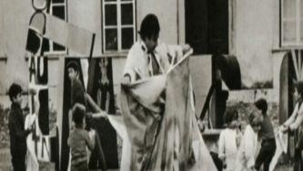 João Vieira: fazer poesia com pintura