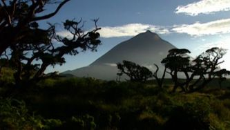 A montanha do Pico