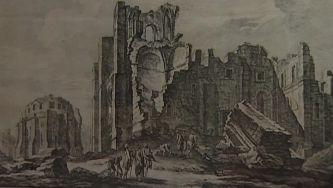 Desenterrar testemunhos do terramoto de Lisboa