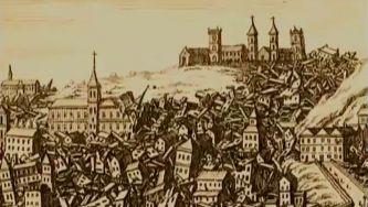 O terramoto de Lisboa de 1755