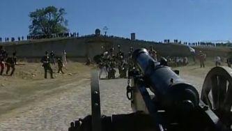A Batalha do Buçaco num minuto