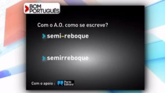 "Escreve-se ""semi-reboque"" ou ""semirreboque""?"
