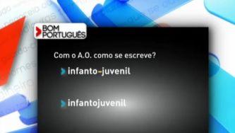 "Escreve-se ""infanto-juvenil"" ou ""infantojuvenil""?"