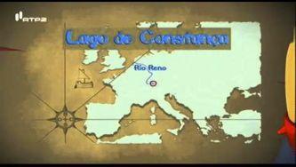 Constança, um lago para três países