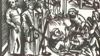 A matança da Páscoa