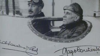 Sacadura Cabral, o aviador pioneiro