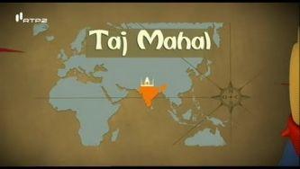 Taj Mahal, simbolo do amor