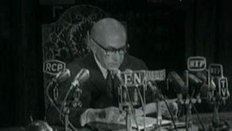 Américo Tomás, o último presidente do Estado Novo