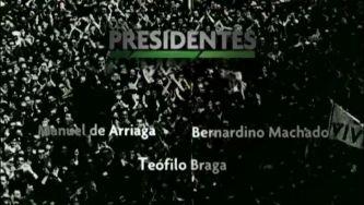 Os Presidentes (1) - Documentário