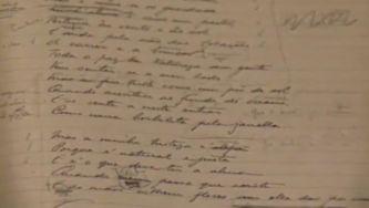 Biblioteca Nacional recebeu manuscritos de Fernando Pessoa