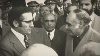 António de Spínola, o primeiro presidente depois do 25 Abril