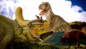 Dinossauro ou dinossaurio?