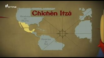 Chichén Itzá, cidade dos Maias