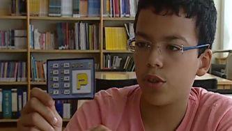 """Nuno Rodrigues é """"craque"""" no cálculo mental"""