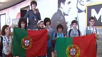 Ases portugueses nas Olimpíadas Internacionais Matemática