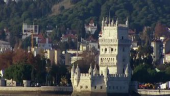 Torre de Belém, a joia ribeirinha