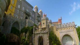 Um romance na cidade de Sintra