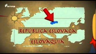 República Eslovaca - Terra à Vista