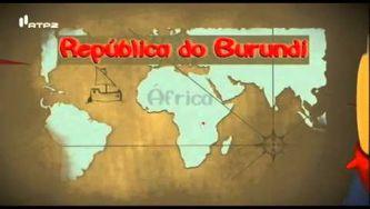República do Burundi, no coração de África