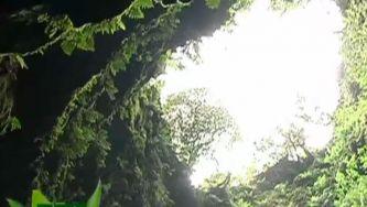 Uma aventura no vulcão adormecido dos Açores