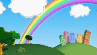 Como aparece o arco-íris?