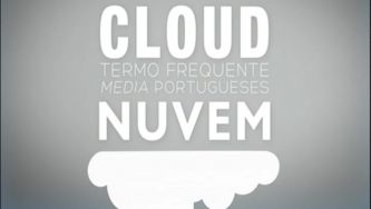 """Cloud"" - vocabulário de media"