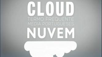 """""""Cloud"""" - vocabulário de media"""