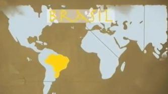 Brasil é a terra de Vera Cruz