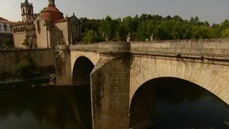 Os combates sobre a ponte de Amarante