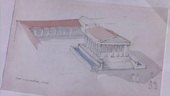 Templo romano em Beja