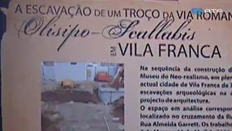 Presença romana em Vila Franca de Xira