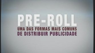 Pre-roll – vocabulário de media