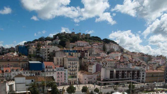 Recorde de visitas ao castelo de São Jorge