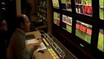 Futebol - um jogo de câmaras