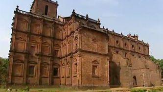 Basílica do Bom Jesus em Goa