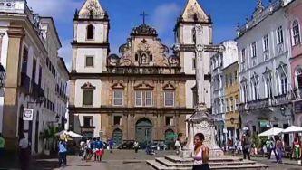 Convento de São Francisco no Brasil