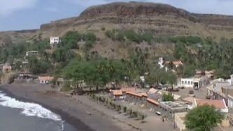 Cidade Velha de Santiago em Cabo Verde
