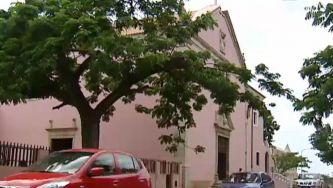 Convento do Carmo em Luanda