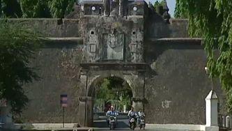 Fortaleza de Damão Grande, Índia