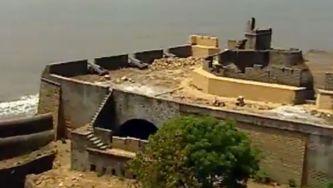 Fortaleza de Diu, na India