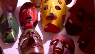 Máscaras que revelam tradições transmontanas