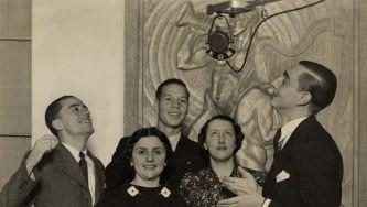 O nascimento da Emissora Nacional