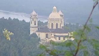 Sé Catedral de Goa na Índia