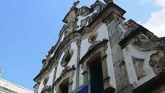 Convento de Santo António e Ordem Terceira no Brasil