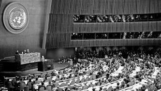 ONU contra colonialismo português