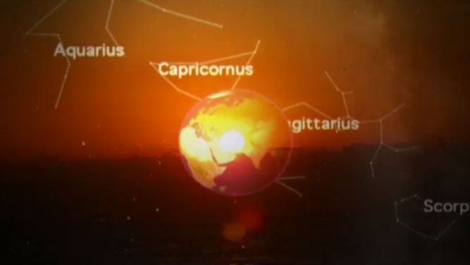 A divindade do sol e dos solstícios